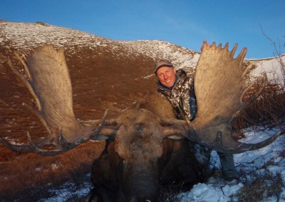 Tombstone Outfitters Yukon Hunting -3