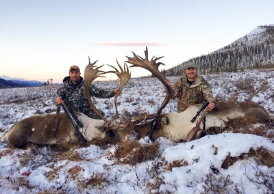 Tombstone Outfitters Yukon Hunting Caribou-4