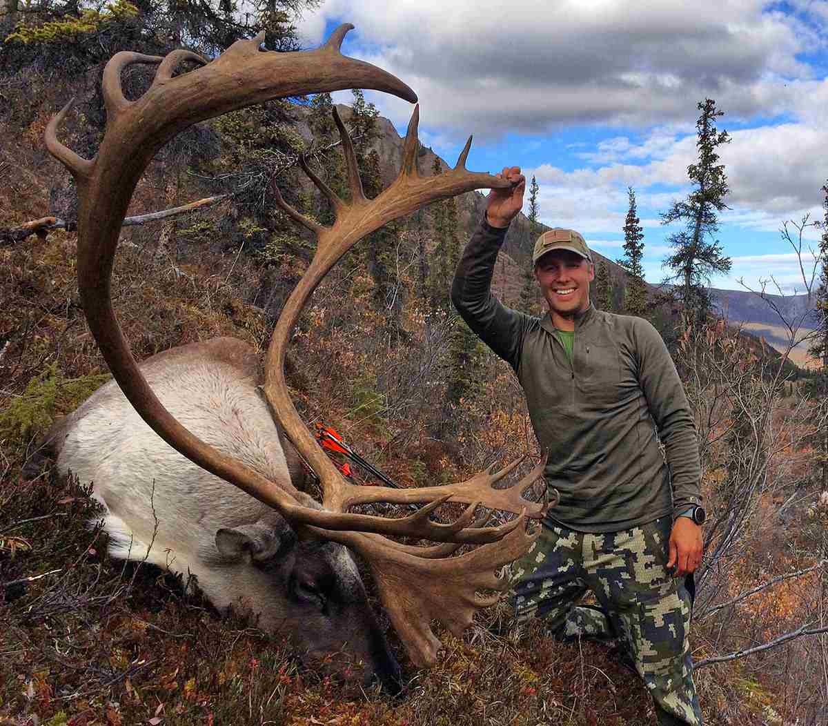 Hunter Day Yukon >> Mountain Caribou | Tombstone Outfitters